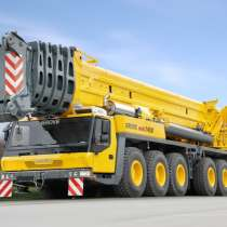 450 тонн NEW Grove GMK7450 Автокран 450т, в Санкт-Петербурге