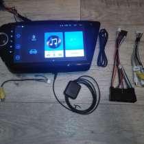 Автомагнитола Kia Rio 3 12-17 android, GPS + камера, в Рязани