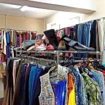Секонд хенд сток мужская женская одежда обувь аксессуары, в Аше
