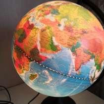 Глобус, в Комсомольске-на-Амуре