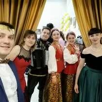 Ведущий конферанье тамада вокал ди джей, в Москве