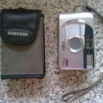 Фотоаппарат Samsung fino 35DLX, в Красноярске