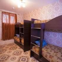 Хостел Барнаула с общими комнатами на 4 отдыхающих, в Барнауле