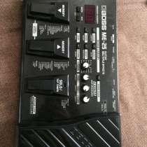 Гитарный процессор Boss me-25, в Пензе