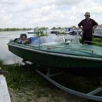 Продается лодка Нептун-2.Двигатель Меркурий 30 л. с.двух так, в г.Киев