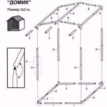 Торговая палатка 2х2 м, в г.Витебск