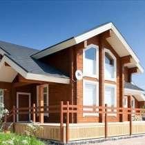 Производство и строительство Деревянных домов, в Перми