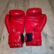 Боксерские перчатки, в Саранске