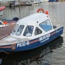 Алюминиевая моторная лодка Баренц 540 HT, в Красноярске