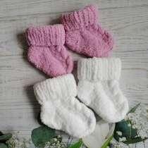 Вязанные носочки для наших принцес, в Балаково