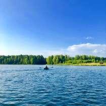 Продается готовый бизнес «Туристическая база с рыбалкой», в Москве