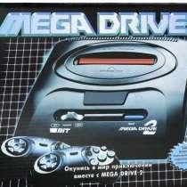 Игровая приставка Sega. Сега Мегадрайв 2, в Москве