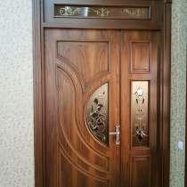 Межкомнатные двери и окна из МДФ и экошпона, в г.Ташкент
