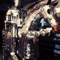 Рыцарь на коне, в Краснодаре