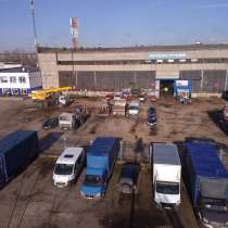 Автостоянка грузовых машин и спецтехники, в Нижнем Новгороде