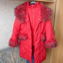 Куртка зимняя для девочки, в Нижнекамске