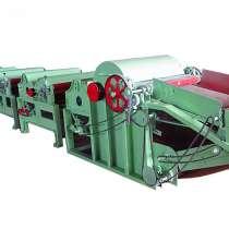 Щипальная машина для переработки текстильных отходов, в г.Циндао