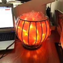 Солевая лампа 6 кг, в г.Алматы