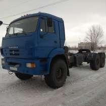 КАМАЗ 43118 тягач под КМУ, в Набережных Челнах