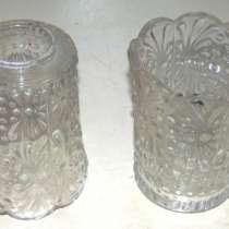 Плафоны стеклянные прозрачные бесцветные для люстр, в Самаре