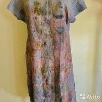 Платье ручной работы хлопок, в Вологде