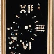 Картины из морских ракушек, камней, в г.Барановичи