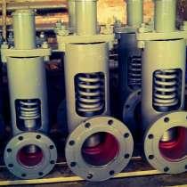 Клапаны предохранительные Т-131МС Ду50 Ру10МПа, Т-132МС Ду80, в г.Капшагай
