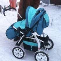 детскую коляску Alex зима-лето, в Омске