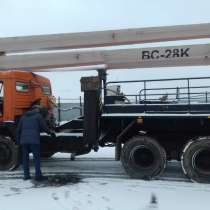 Услуги автовышки 28 метров, в г.Астана
