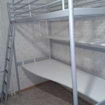 Кровать-чердак свэрта (комплект детской комнаты), в Уфе