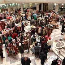 Центрально-Азиатская выставка ремёсел, в г.Алматы