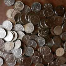 Монеты 1 копейка ммд 1997-2009г, в Красногорске