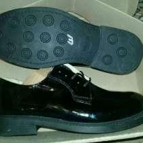 Туфли лаковые мужские, в Аксае