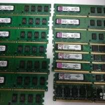 Оперативная память DDR2 Kingston 2 / 4 / 8 Gb, в Перми
