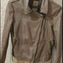 Куртка кожаная Том Тейлор, в Орле