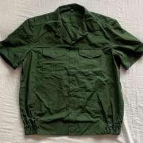 Рубашка военная офисная уставная короткий рукав, в Москве