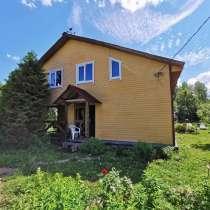Продам участок с зимним жилым домом в пос Комсомольское, в Выборге