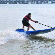 Сёрфинг с мотором, в Геленджике