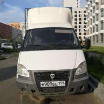 Водитель с личной газелью по Москве и московской области, в Москве