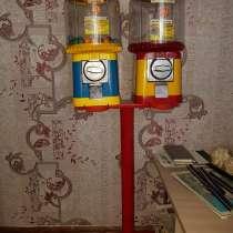 Аппарат для торговли жевательной резинкой, в Набережных Челнах