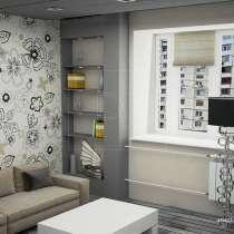 Предлагаю услуги по разработке дизайна интерьера в Мадриде, в г.Милан