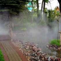Охлаждение летних кафе, ресторанов, навесов, тапчанов, бесед, в г.Бишкек