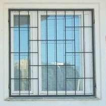 Изготовление и монтаж решеток на окна, в Москве