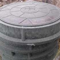 Люк полимерпесчаный тип Л(3 тонны нагрузки), в Нижнем Новгороде