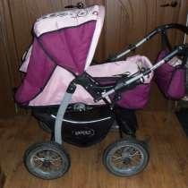 Продам детскую коляску- трансформер, в Шуе