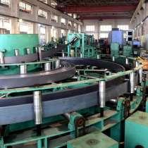 Линия для изготовления высокочастотной сварной трубы из Кита, в г.Kagoya