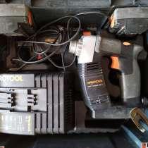 Аккумуляторный шуруповерт Protool DuraDrive DWC 12-4000 DEC, в г.Минск
