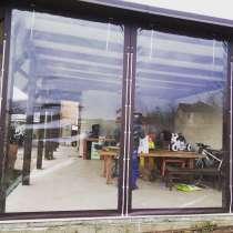 Защитные шторы для беседок и веранд, в Краснодаре
