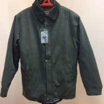Демисезонная стильная мужская куртка, в Москве
