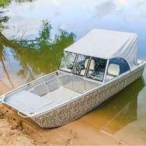 Лодка алюминиевая Карп 4,5, в Самаре